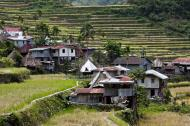 Asisbiz Banaue village houses Batad Rice Terraces Ifugao Province Philippines Aug 2011 01