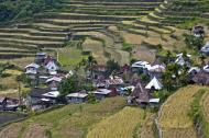 Asisbiz Banaue village houses Batad Rice Terraces Ifugao Province Philippines Aug 2011 08