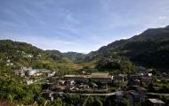 Asisbiz Sanafe Lodge and Restaurant views Banaue Rice Terraces Ifugao Province 09