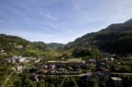 Asisbiz Sanafe Lodge and Restaurant views Banaue Rice Terraces Ifugao Province 11