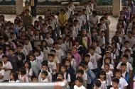Asisbiz School Children of Paaralang Sentral Ng Banaue Ifugao Province Philippines Aug 2011 02
