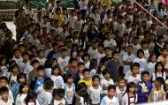 Asisbiz School Children of Paaralang Sentral Ng Banaue Ifugao Province Philippines Aug 2011 04