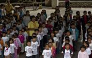 Asisbiz School Children of Paaralang Sentral Ng Banaue Ifugao Province Philippines Aug 2011 06