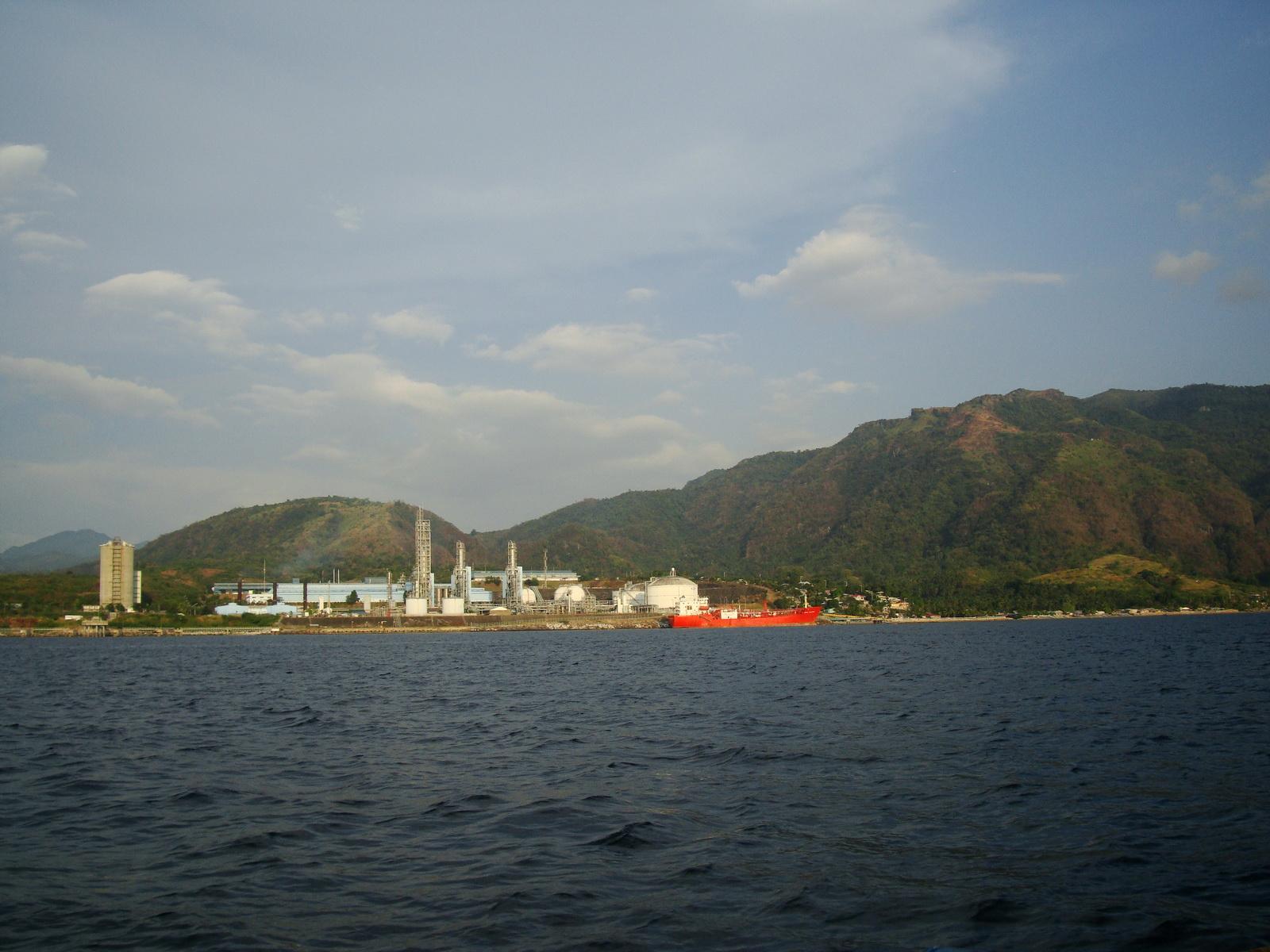 Batangas JG Summit Petrochemical Plant Anilao area Batangas 02