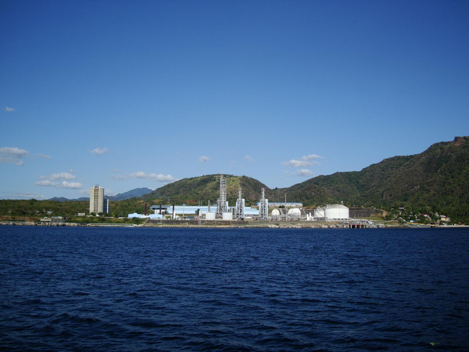Batangas JG Summit Petrochemical Plant Anilao area Batangas 04