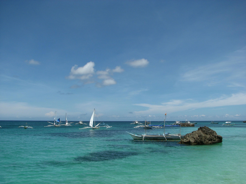 Philippines Sugar Islands Boracay Punta bunga beach Resorts 2007 19