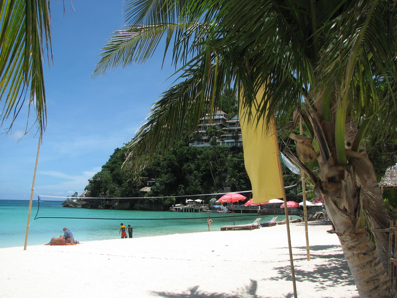 Philippines Sugar Islands Boracay Punta bunga beach Resorts 2007 25