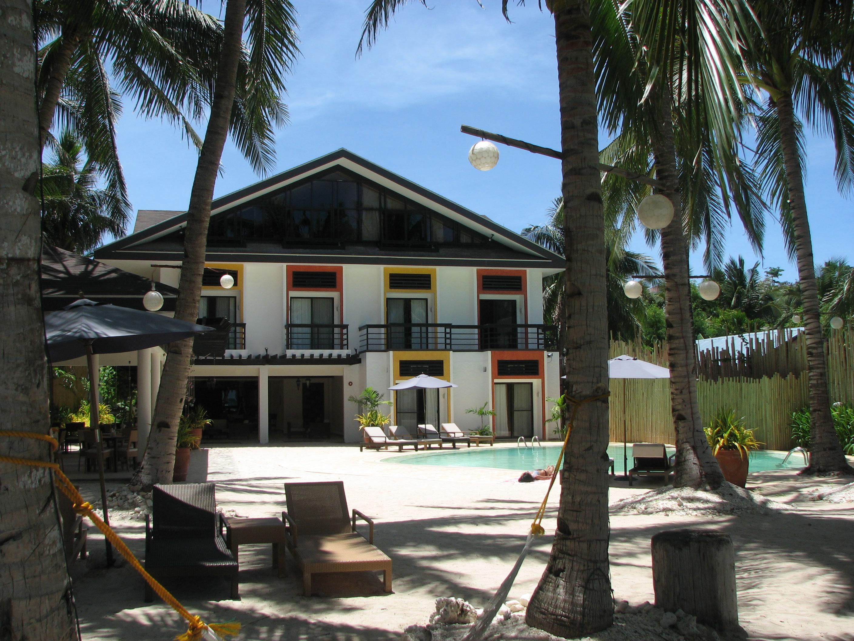 Philippines Sugar Islands Boracay Punta bunga beach Resorts May 2007 03