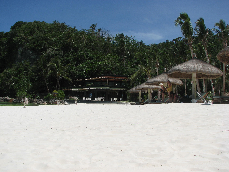 Philippines Sugar Islands Boracay Punta bunga beach Resorts May 2007 14