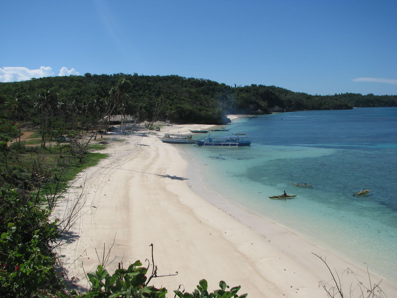 Philippines Sugar Islands Caticlan Boracay Resorts Fairways Ilig iligan beach May 2007 03