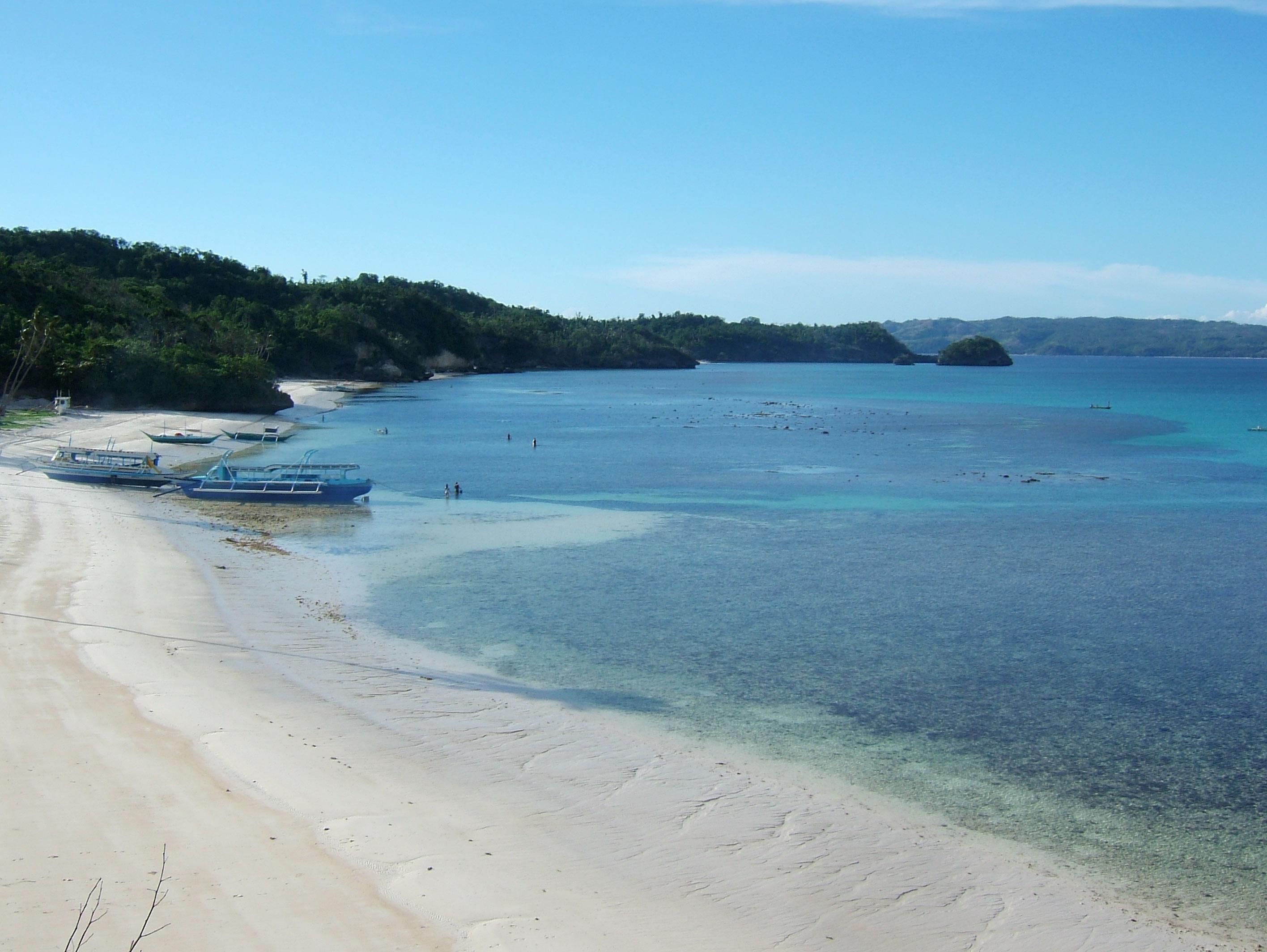 Philippines Sugar Islands Caticlan Boracay Resorts Fairways Ilig iligan beach May 2007 05