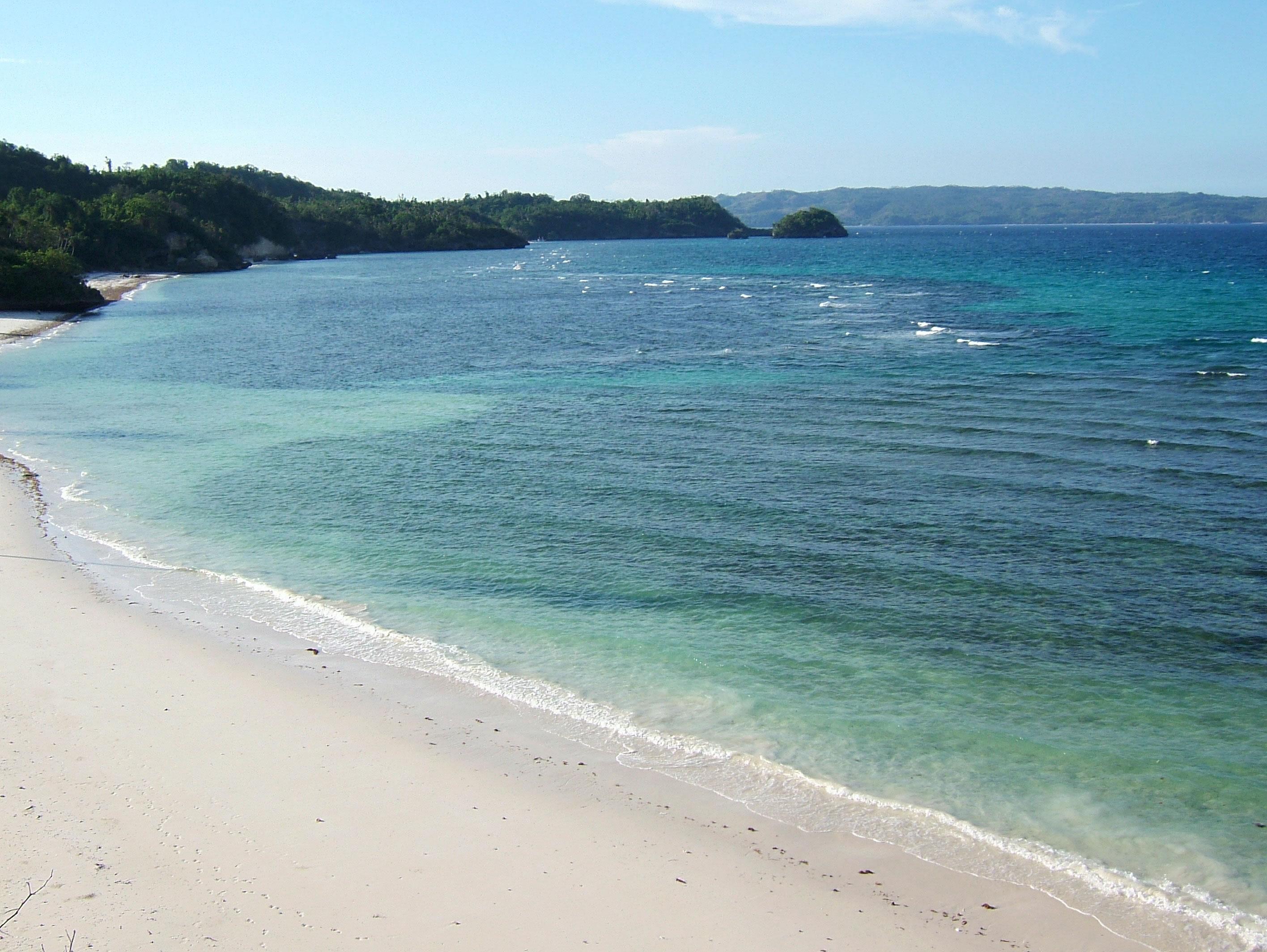 Philippines Sugar Islands Caticlan Boracay Resorts Fairways Ilig iligan beach May 2007 06