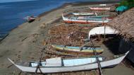 Asisbiz Indigenous boats and bancas Naujan Estrella Oriental Mindoro Philippines Feb 2006 01