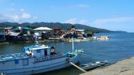 Asisbiz Indigenous boats and bancas Naujan Estrella Oriental Mindoro Philippines Feb 2006 03