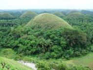Asisbiz Philippines Sagbayan Batuan Carmen Bohol Chocolate Hills Dec 2005 11
