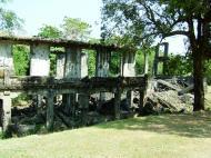 Asisbiz Philippines Corregidor Island Topside Barracks ruins Jan 2005 01