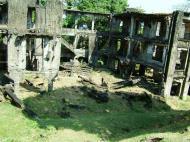 Asisbiz Philippines Corregidor Island Topside Barracks ruins Jan 2005 07