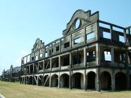 Asisbiz Philippines Corregidor Island barrack and hospital ruins Jan 2005 03
