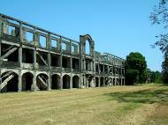 Asisbiz Philippines Corregidor Island barrack and hospital ruins Jan 2005 04