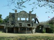 Asisbiz Philippines Corregidor Island barrack and hospital ruins Jan 2005 06