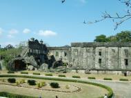 Asisbiz Philippines Corregidor Island barrack and hospital ruins Jan 2005 09