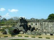 Asisbiz Philippines Corregidor Island barrack and hospital ruins Jan 2005 11