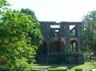 Asisbiz Philippines Corregidor Island barrack and hospital ruins Jan 2005 12