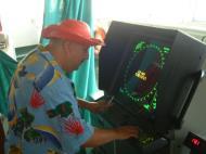 Asisbiz Manila to Coron ferry ride can be alot of fun Palawan Philippines Nov 2004 11