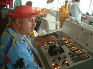 Asisbiz Manila to Coron ferry ride can be alot of fun Palawan Philippines Nov 2004 13