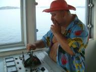 Asisbiz Manila to Coron ferry ride can be alot of fun Palawan Philippines Nov 2004 14