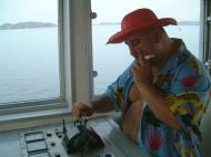 Asisbiz Manila to Coron ferry ride can be alot of fun Palawan Philippines Nov 2004 15