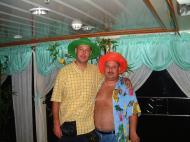Asisbiz Manila to Coron ferry ride can be alot of fun Palawan Philippines Nov 2004 22