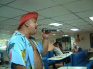 Asisbiz Manila to Coron ferry ride can be alot of fun Palawan Philippines Nov 2004 24