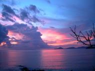 Asisbiz Philippines Palawan Coron Dimaka Island dawn Nov 2004 08