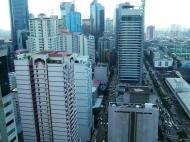 Asisbiz Makati Skyline Senator Gil Puyat Ave May 2005 04