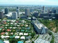 Asisbiz Manila Skyline Makati Ave Atrium of Makati Shangri La May 2005 01