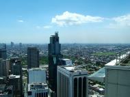 Asisbiz Manila Skyline Makati Ave Pacific Star Building Petron 2005 01