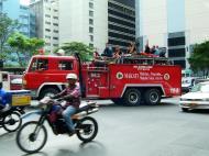 Asisbiz Manila Skyline Makati Fire Truck Makatis finest 02