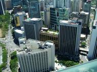 Asisbiz Manila Skyline Makati Mandarin Oriental Hotel May 2005 02