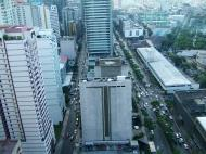 Asisbiz Manila Skyline Makati Senator Gil Puyat Ave 2005 01