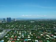 Asisbiz Manila Skyline Makati Urdaneta Village Fort Bonifacio May 2005 01