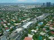 Asisbiz Manila Skyline Makati Urdaneta Village Fort Bonifacio May 2005 03