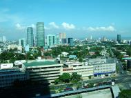 Asisbiz Manila Skyline Paseo de Roxas to Rockwell 09