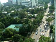 Asisbiz Manila Skyline Paseo de Roxas to Rockwell Jul 2005 06