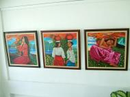 Asisbiz Paintings by various local artists Manila Philippine 02