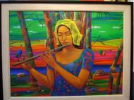 Asisbiz Paintings by various local artists Manila Philippine 17