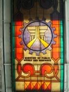 Asisbiz Stained glass local art scene Manila Philippine 01