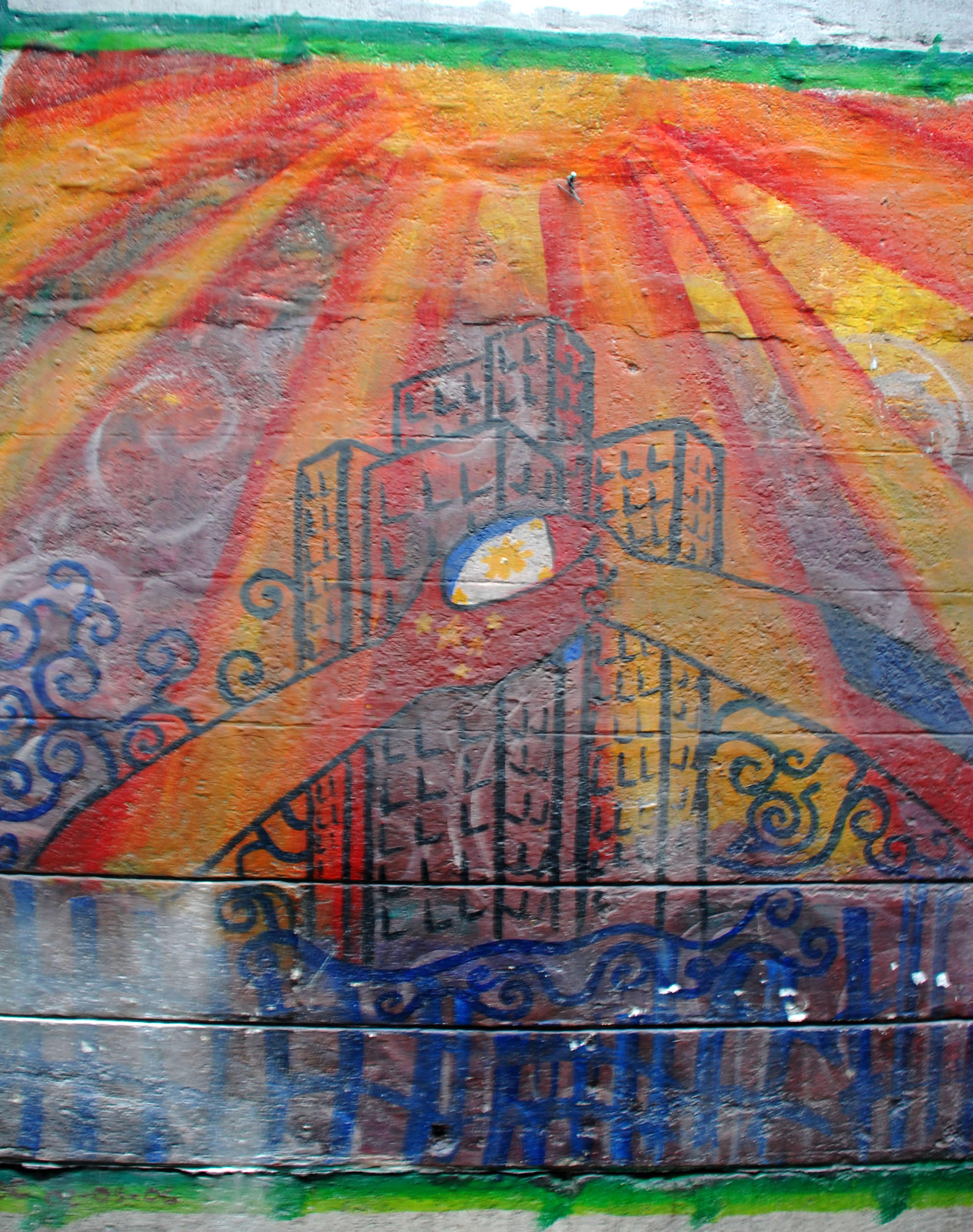 Murals Philippine Filipino Chinese Friendship Day 2007 33