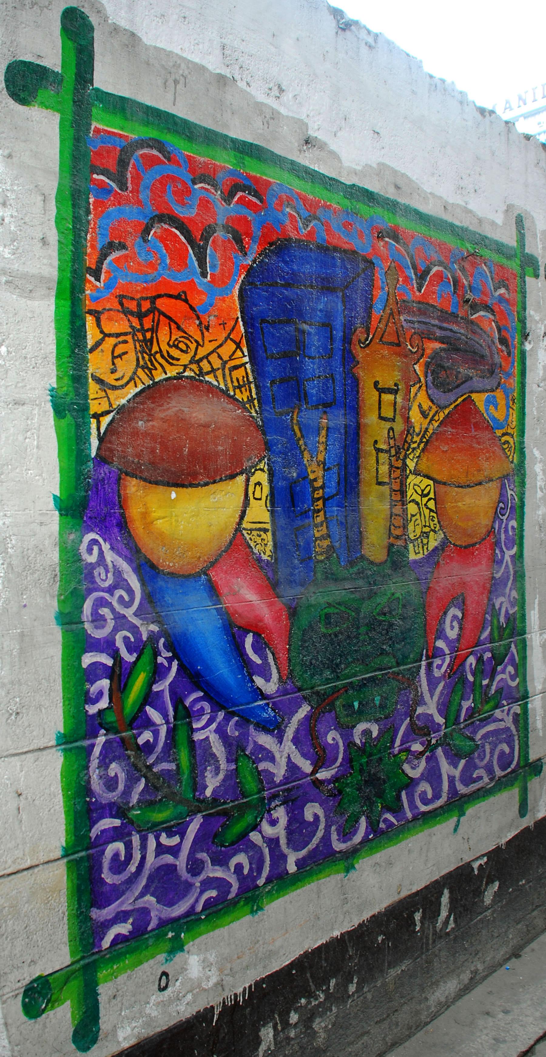Murals Philippine Filipino Chinese Friendship Day 2007 36