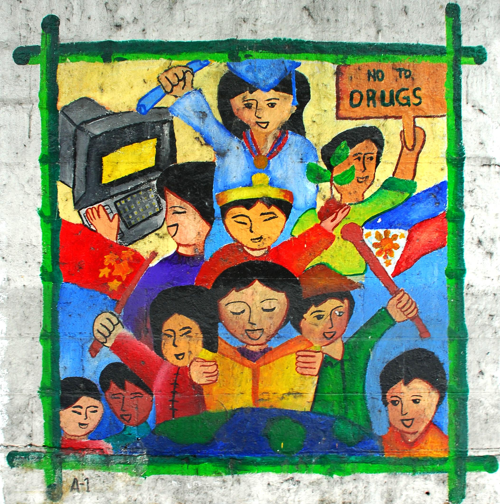 Murals Philippine Filipino Chinese Friendship Day 2007 49
